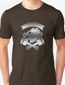 Forsaken Lodge: Thousand Steel Teeth Unisex T-Shirt