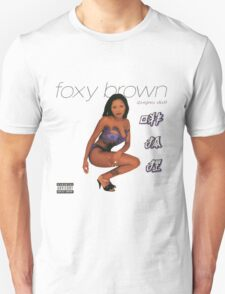 Foxy Brown Chyna Doll Unisex T-Shirt