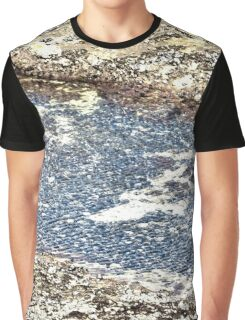 Shimmering water Graphic T-Shirt