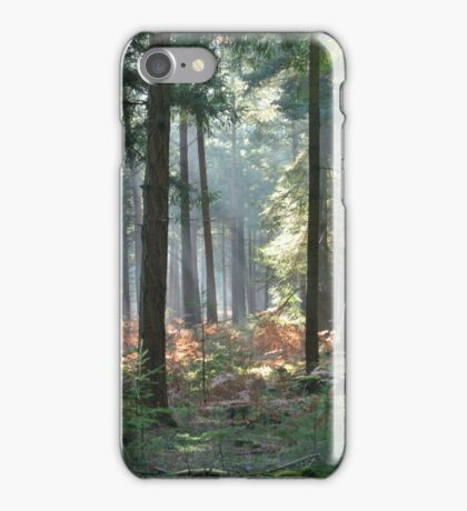 Trees again iPhone Case/Skin
