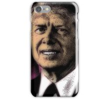 PRESIDENT JIMMY CARTER iPhone Case/Skin