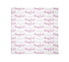 Pink Sang-froid Scarf