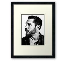 tom hardy Framed Print