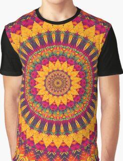 Mandala 012 Graphic T-Shirt