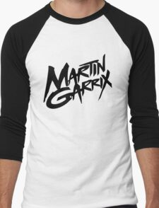 black martin garrix logo Men's Baseball ¾ T-Shirt