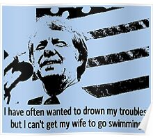 JIMMY CARTER-3 Poster