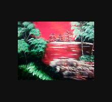 Hidden waterfall  Unisex T-Shirt