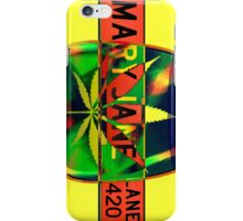Mary Jane Lane - Leaf iPhone Case/Skin