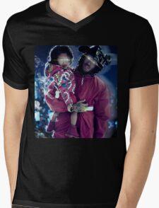 Chris & Royalty Mens V-Neck T-Shirt