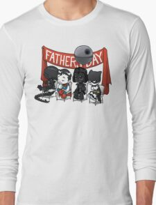 Happy Father's Day! Long Sleeve T-Shirt