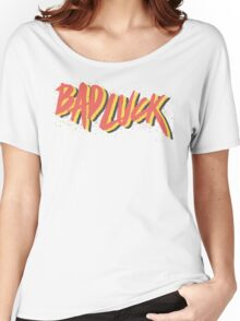 Bad Luck Marker Spray Warm Women's Relaxed Fit T-Shirt