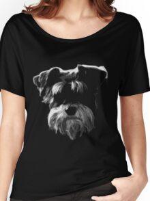 Little Schnauzer Women's Relaxed Fit T-Shirt