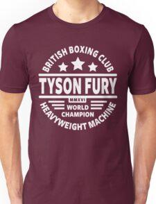 Tyson Fury Boxing Club Unisex T-Shirt