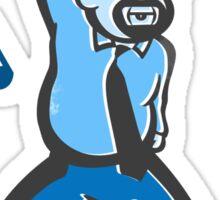 David Brent - The Office - Dance Sticker