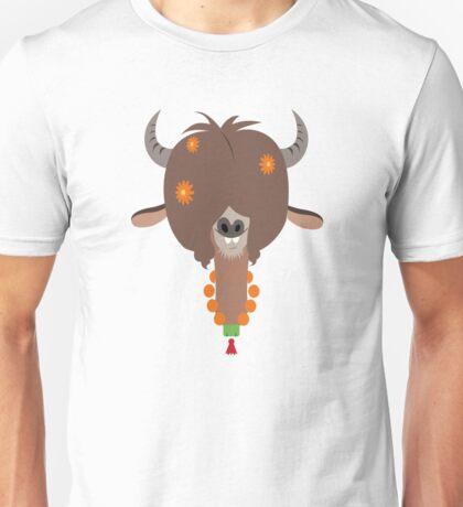 Stylized-Yax-Yak Unisex T-Shirt