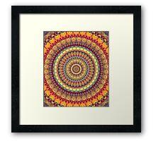 Mandala 015 Framed Print