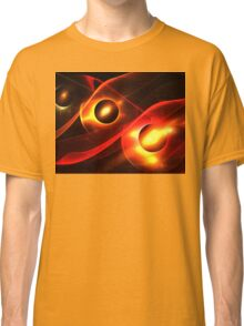 Red Vesuvius Classic T-Shirt