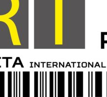 Destination Narita Airport Sticker