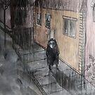 rainy day by Marianna Tankelevich