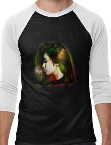 Lauren Jauregui Men's Baseball ¾ T-Shirt