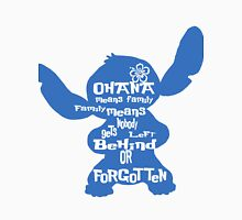 Stitch Ohana means family Unisex T-Shirt