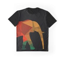 An Elephant Never Forgets Graphic T-Shirt
