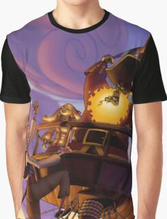 Monkey Island 3 Graphic T-Shirt