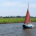 Sneek - Fryslan - Netherlands by Arie Koene