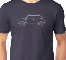 Mini Mk 1 Blueprint Unisex T-Shirt