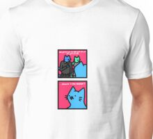 "Leon Karseen ""Where's the receipt""  Unisex T-Shirt"