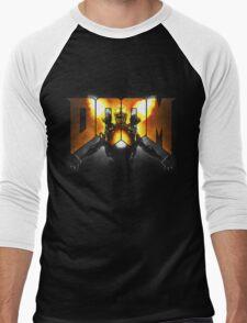 Doom new Men's Baseball ¾ T-Shirt