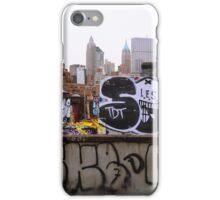 Street Art Top of the Manhattan iPhone Case/Skin
