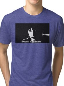 NATURAL BORN KILLERS - MALLORY Tri-blend T-Shirt