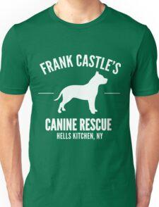 Frank Castle - Dog Rescue Unisex T-Shirt