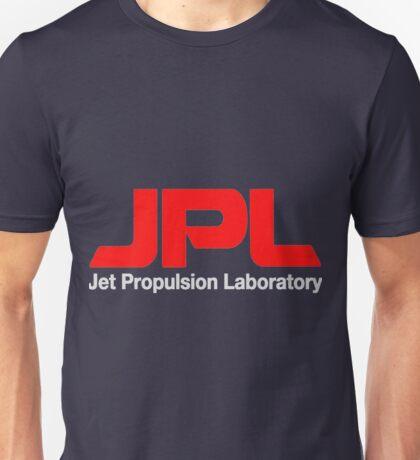Jet Propulsion Laboratory (JPL) Logo for Dark Colors ONLY Unisex T-Shirt