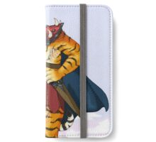 ..:: TigerWarrior ::.. iPhone Wallet/Case/Skin