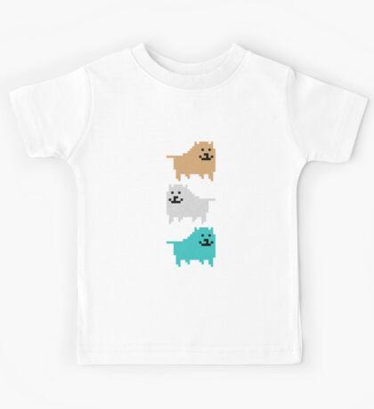 UNDERTALE - DOG Kids Tee