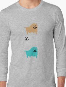 UNDERTALE - DOG Long Sleeve T-Shirt