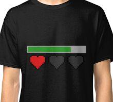 Last Life Retro Hearts Classic T-Shirt