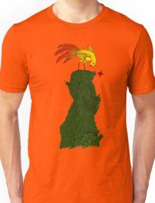 Mythical bird on Mountain top T-Shirt