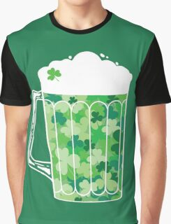 Clover Beer Graphic T-Shirt