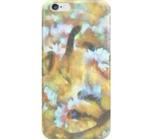 Sulley Watercolor and Ink Abstract iPhone Case/Skin