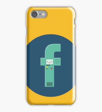 Adventure network 4 iPhone Case/Skin