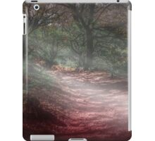 Magical forest scene iPad Case/Skin