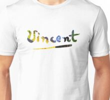 Vincent - Cafe Terrace at Night Unisex T-Shirt