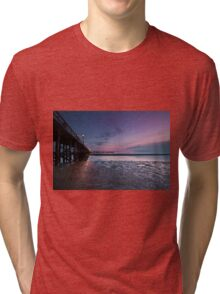 Vanishing points Tri-blend T-Shirt