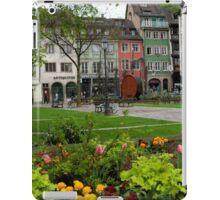 Spring in Strasbourg iPad Case/Skin