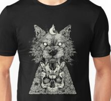 Shape Shift Black Unisex T-Shirt