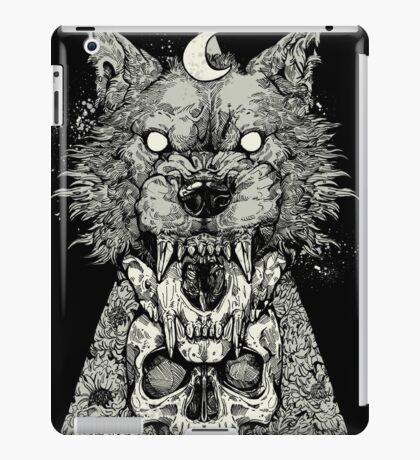 Shape Shift Black iPad Case/Skin