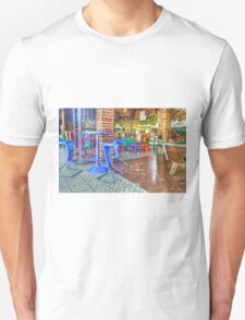 Eye candy restaurant HDR Unisex T-Shirt